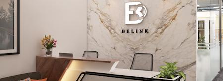 Belink Office - Diamond Flower Tower