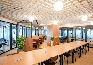 CoGo coworking space - Viet Tower image 2