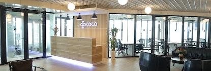 CoGo coworking space - Viet Tower