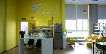 Funny Coworking, Hanoi | coworkspace.com