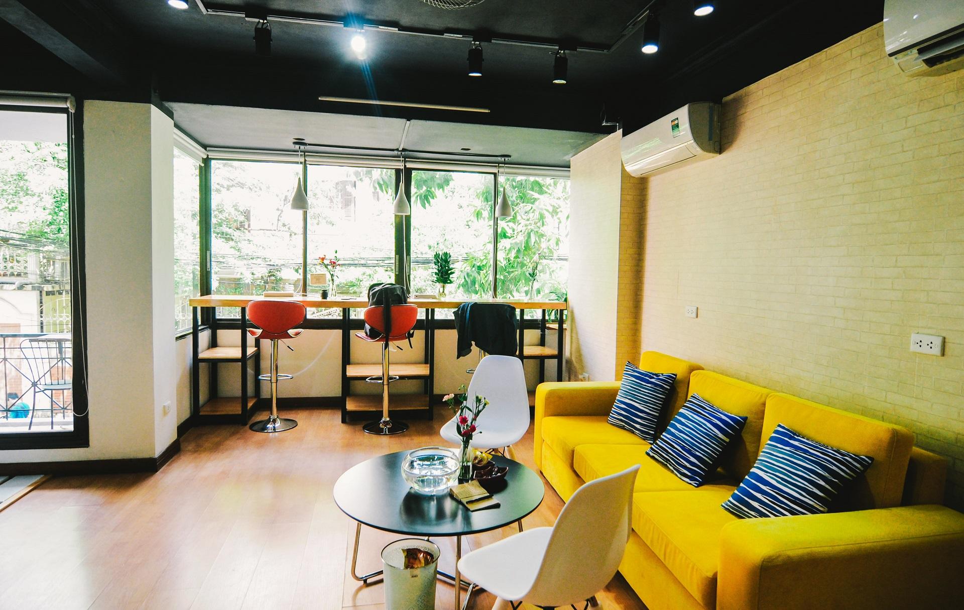 Co-working space ở Hà Nội giá siêu hạt rẻ cho Fresh startup 3