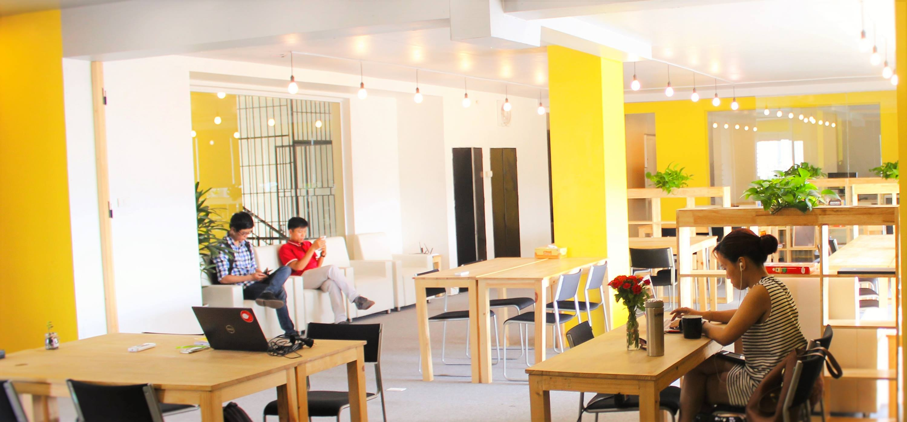 Hatch Nest Coworking Space Hanoi Read Reviews Book Online