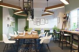 Manna Co-working Space, Hanoi