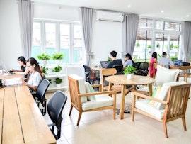 Moonwork Coworking Space, Hanoi