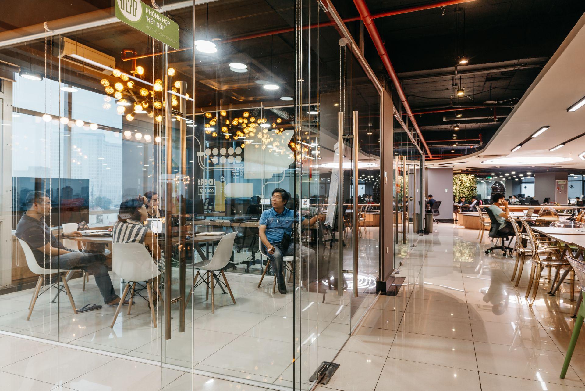 Co-working space ở Hà Nội giá siêu hạt rẻ cho Fresh startup 13