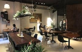 Artfolio - Coworking Cafe, Ho Chi Minh City