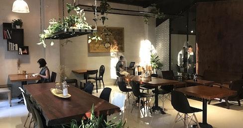 Artfolio - Coworking Cafe, Ho Chi Minh City | coworkspace.com