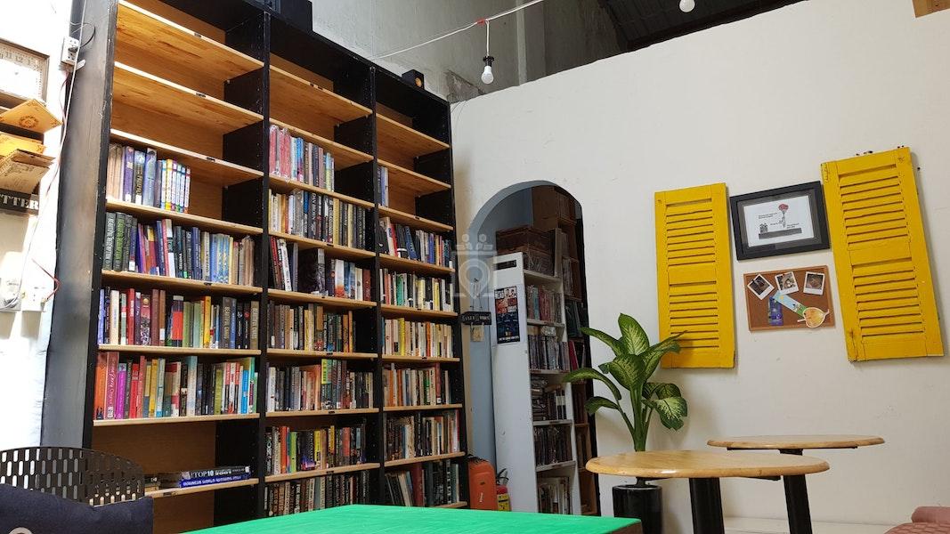 BOA Library & Cafe, Ho Chi Minh City