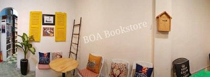 BOA Library & Cafe