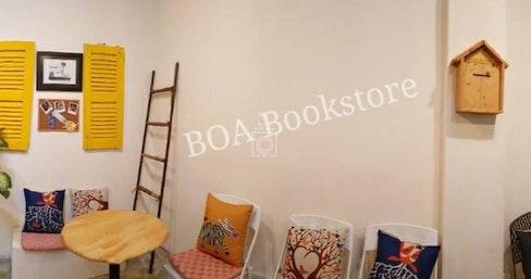 BOA Library & Cafe, Ho Chi Minh City | coworkspace.com