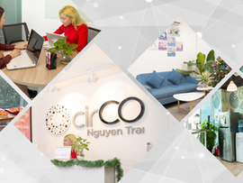 CirCO District 1 Coworking Space, Ho Chi Minh City