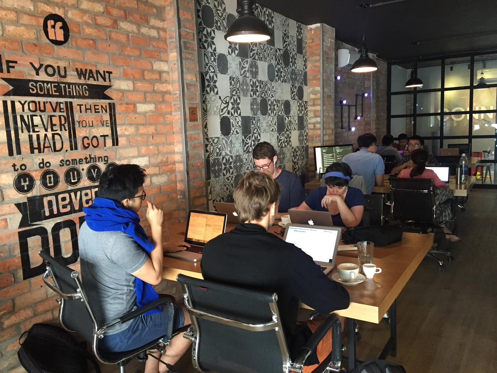 Citihub Co-working Space & Coffee, Ho Chi Minh City