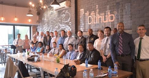Citihub Co-working Space & Coffee, Ho Chi Minh City | coworkspace.com