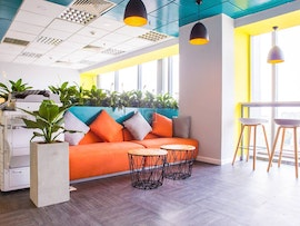 CO WORKING SPACE IN DIST 1 - SEN OFFICE, Ho Chi Minh City