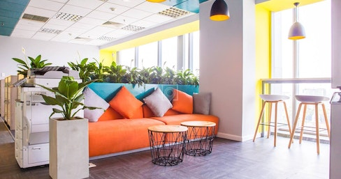 CO WORKING SPACE IN DIST 1 - SEN OFFICE, Ho Chi Minh City | coworkspace.com