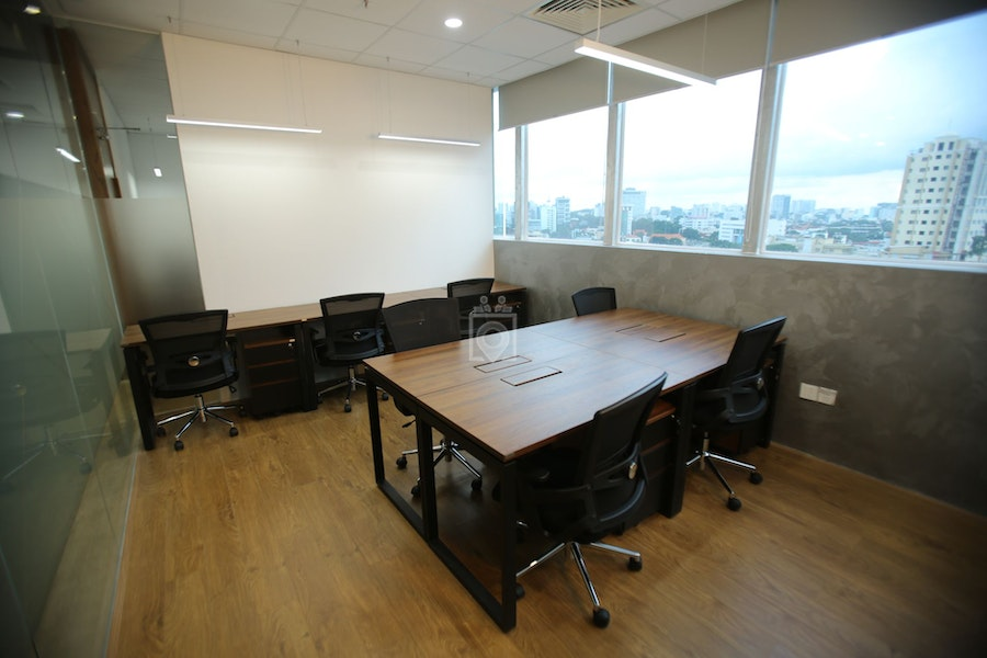 Comspace Serviced Co-working Office, Ho Chi Minh City