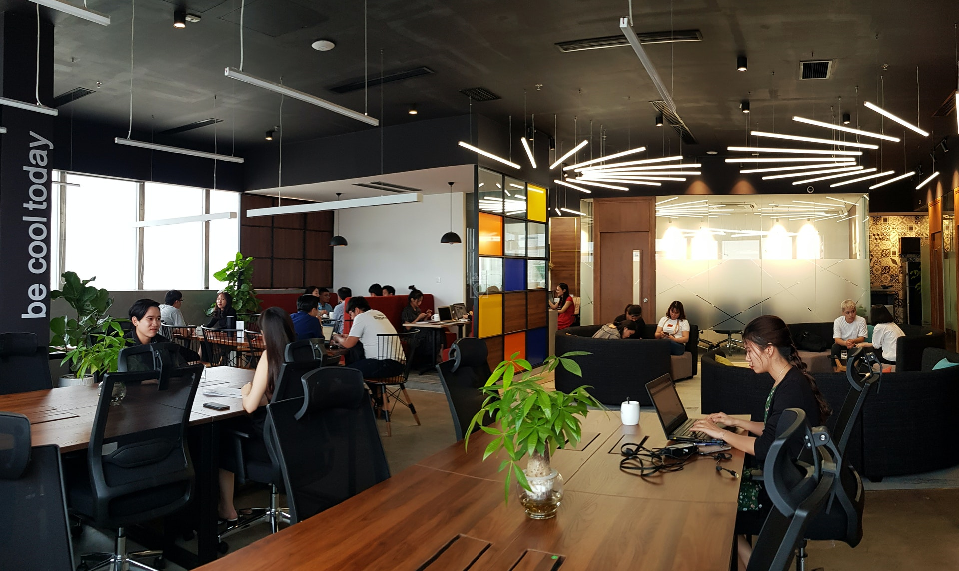Comspace Serviced Co-working Office, Ho Chi Minh City - Book