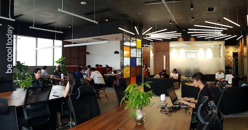 Comspace Serviced Co-working Office, Ho Chi Minh City | coworkspace.com