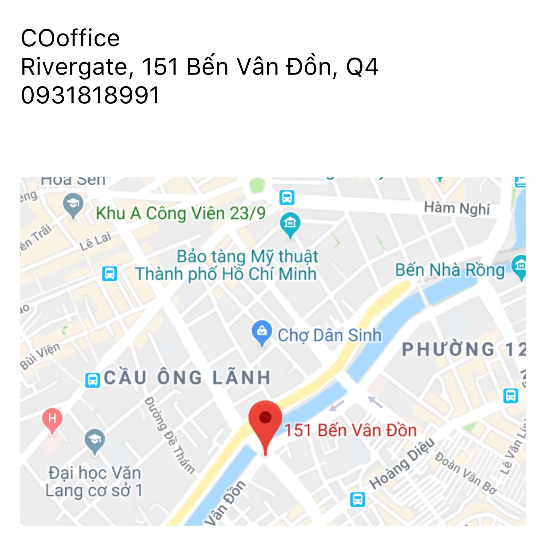 COoffice.VN, Ho Chi Minh City