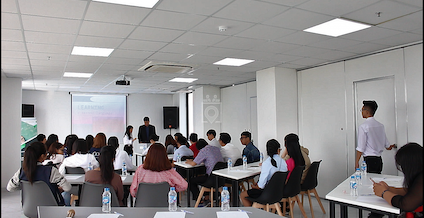 C.OPEN - CoWorking Space, Ho Chi Minh City | coworkspace.com