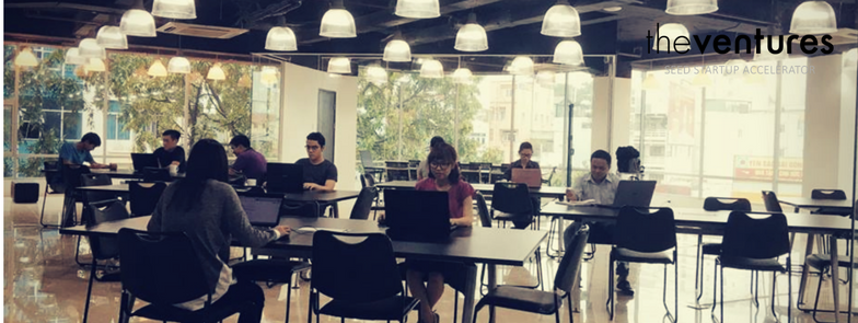Coworking Space by TheVentures, Ho Chi Minh City