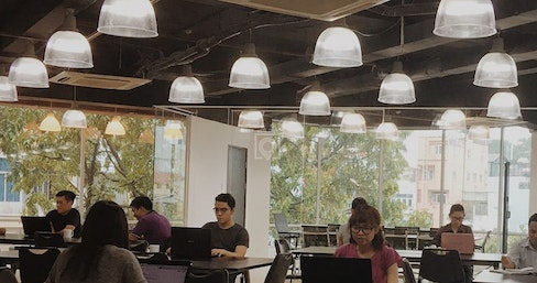 Coworking Space by TheVentures, Ho Chi Minh City | coworkspace.com