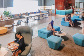 Designers Hub Coworking Space, Ho Chi Minh City