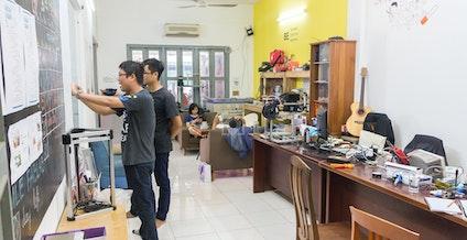 Fablab Saigon, Ho Chi Minh City | coworkspace.com