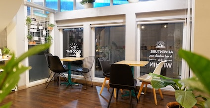 GEEK Hub Workspace and Cafeteria, Ho Chi Minh City | coworkspace.com