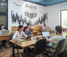 GEEK Hub Workspace and Cafeteria profile image