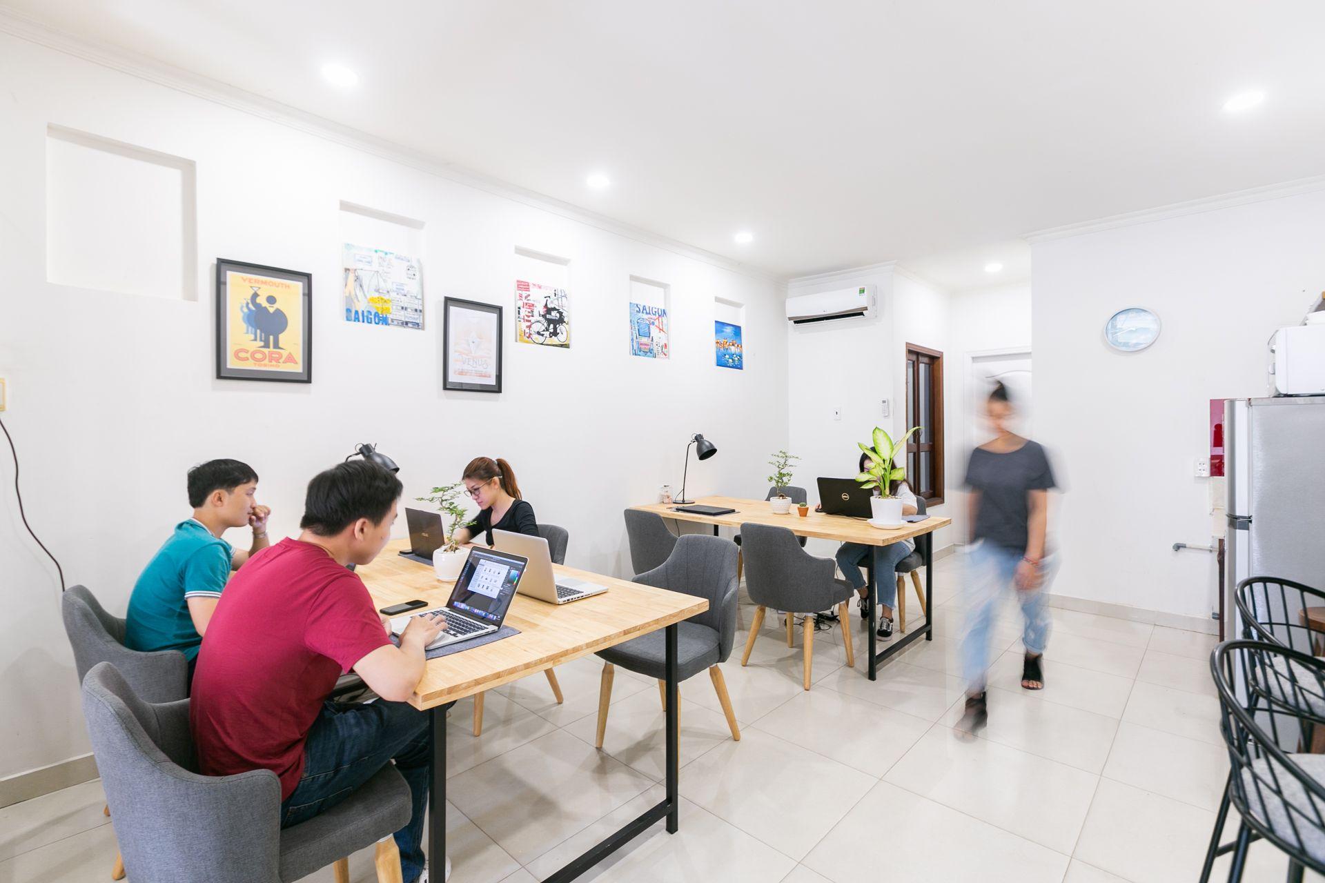 Hub96, Ho Chi Minh City