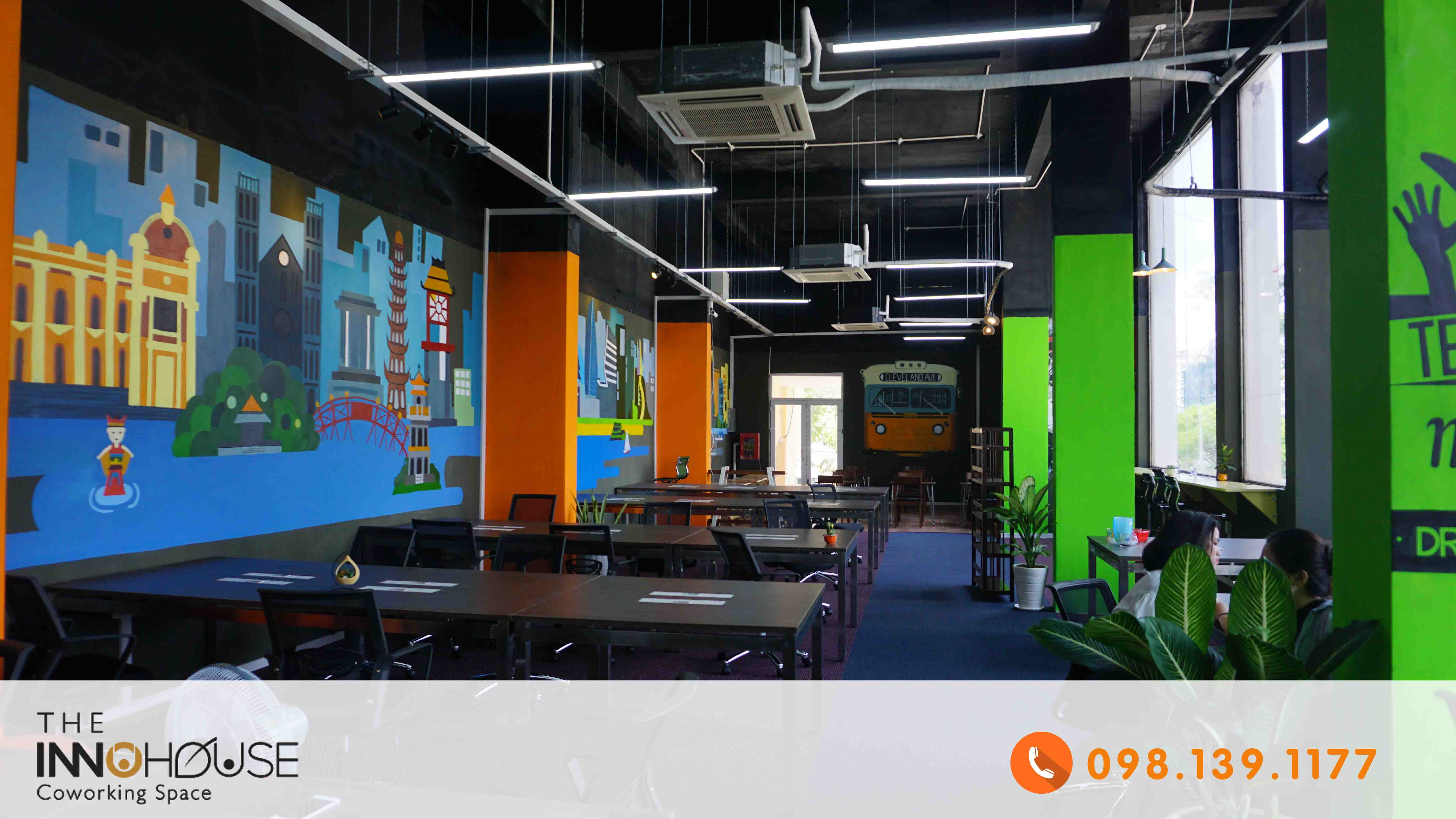 InnoHouse Coworking Space, Ho Chi Minh City