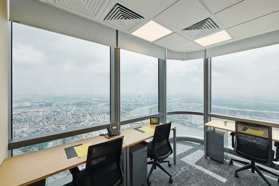 Landmark 81 - Compass Offices, Ho Chi Minh City