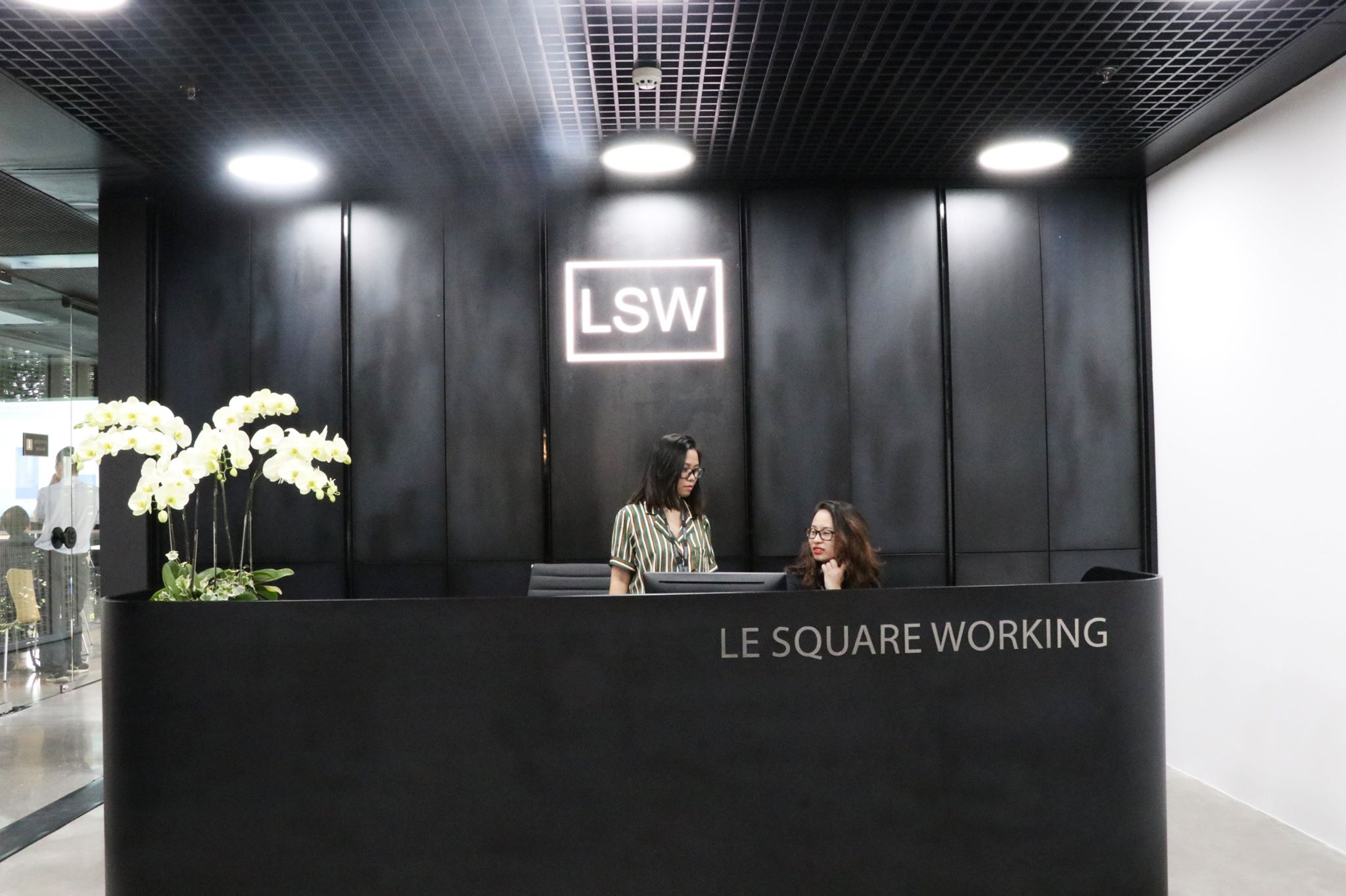 Le Square Working, Ho Chi Minh City