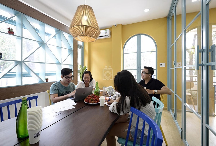 Neighborhub Coworking Space, Ho Chi Minh City