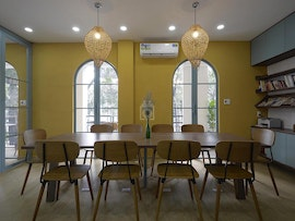 Neighborhub Coworking Space, Ho Chi Minh City