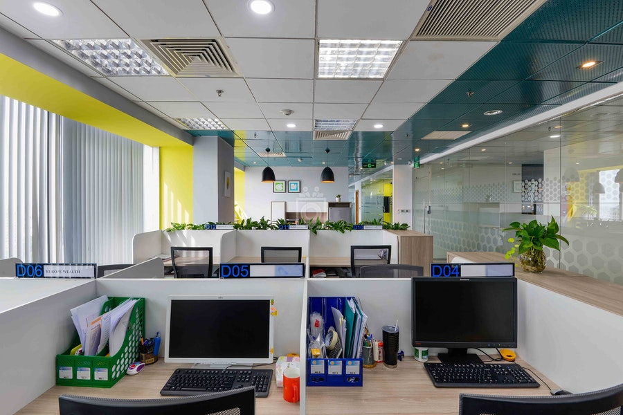 Office for Rent at Vincom Dong Khoi, Dist.1, Ho Chi Minh City, Ho Chi Minh City