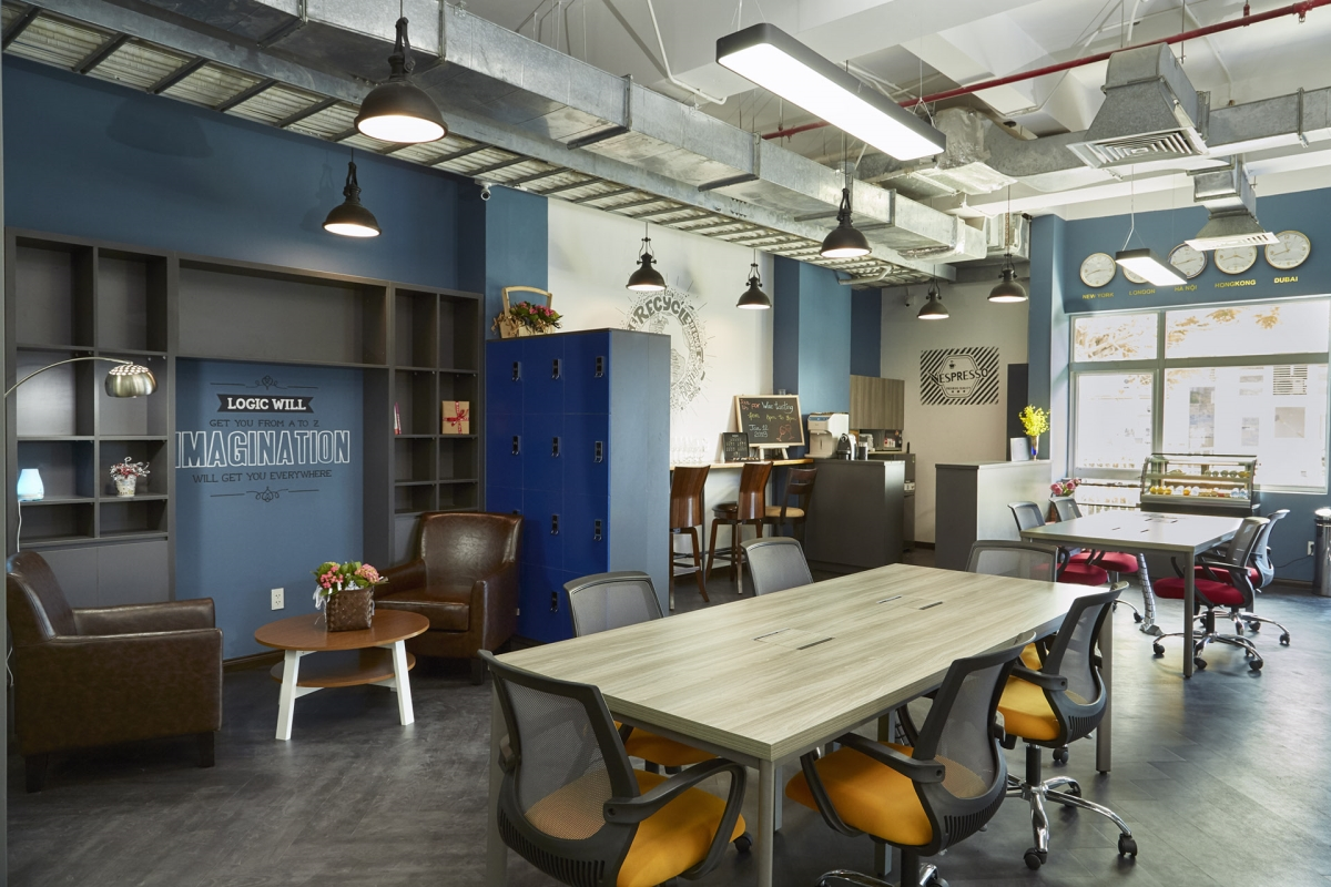 Officespot Coworking, Ho Chi Minh City