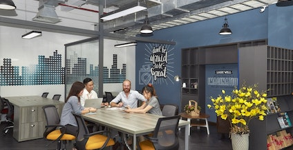Officespot Coworking, Ho Chi Minh City | coworkspace.com