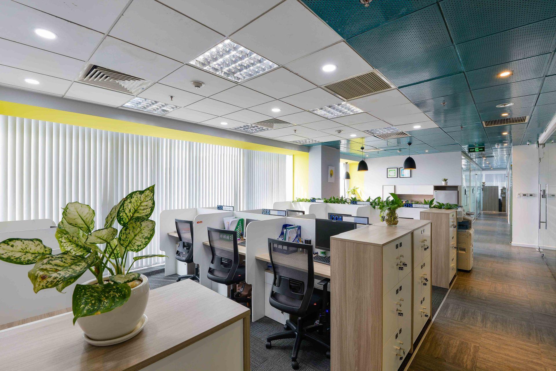 SEN.Office VinCom, Ho Chi Minh City