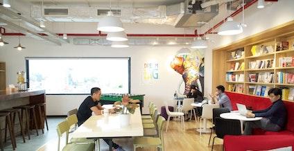 Serepok Anh Minh Tower, Ho Chi Minh City | coworkspace.com