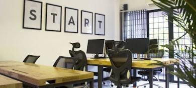 Start Coworking Campus & Community