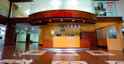 Texo Spatium, Ho Chi Minh City | coworkspace.com