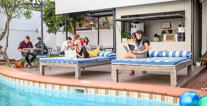 the Hive Villa, Ho Chi Minh City | coworkspace.com
