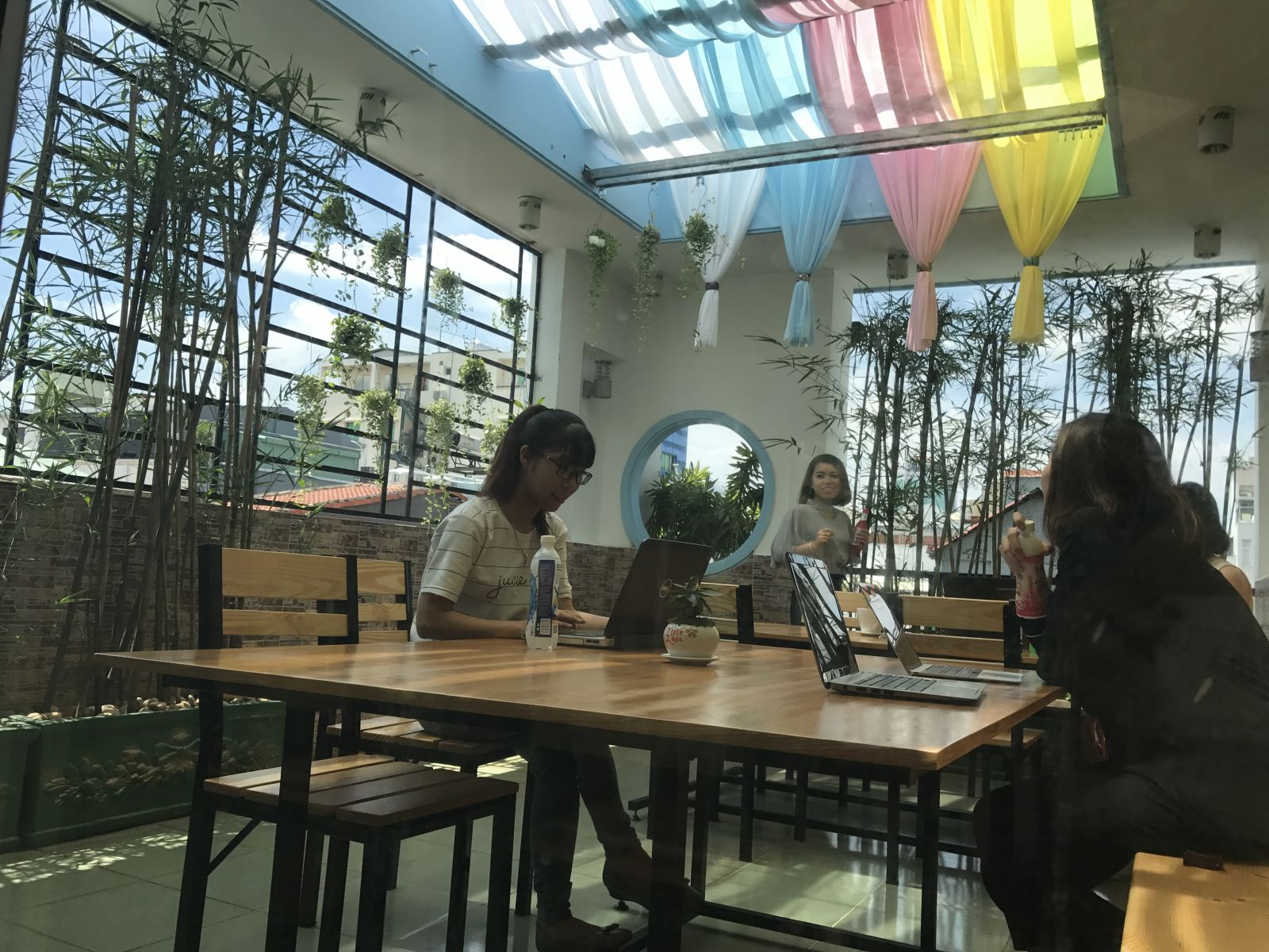 The Rooftop Garden Co-working, Ho Chi Minh City