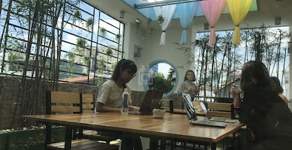 The Rooftop Garden Co-working, Ho Chi Minh City | coworkspace.com