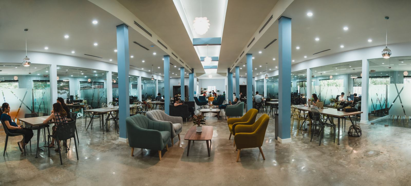 UP Coworking Space, Ho Chi Minh City - Read Reviews & Book Online