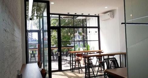 Urbanfresh, Ho Chi Minh City   coworkspace.com