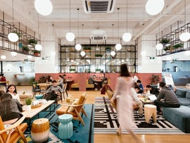 WeWork E. Town Central, Ho Chi Minh City