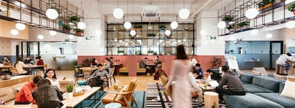 WeWork E. Town Central